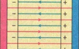 Электронная теория поляризации диэлектриков — справочник студента