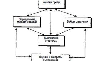 Система стратегического управления — справочник студента