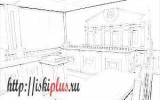 Порядок разбирательства гражданских дел в суде первой инстанции — справочник студента