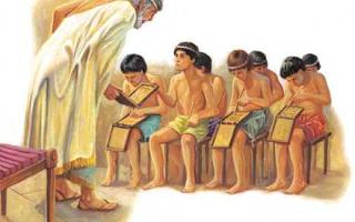 Понятие педагогической антропологии — справочник студента