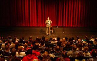 Факторы, влияющие на успех публичного выступления — справочник студента