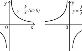 Прямая пропорциональность и её график — справочник студента