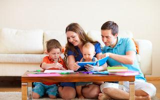 Условия успешного воспитания детей в семье — справочник студента