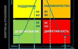 Модели ситуационного лидерства херсея, бланшарда и стинсона — джонсона — справочник студента