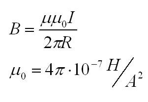 Силы, действующие на магнетики в магнитном поле - Справочник студента