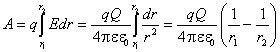 Циркуляция вектора напряженности электростатического поля - Справочник студента