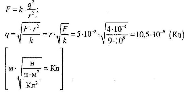 Электрический заряд. Закон его сохранения - Справочник студента