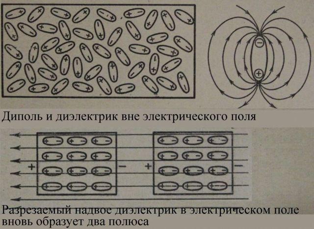Силы, действующие на проводники в электрическом поле - Справочник студента
