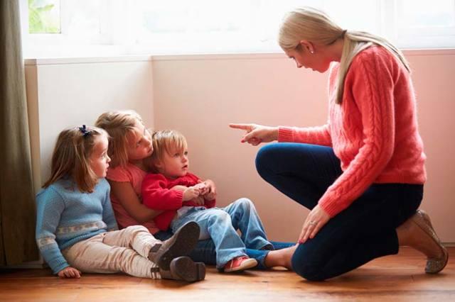 Принципы воспитания в семье - Справочник студента