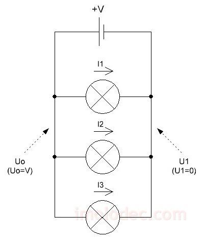 Электрическое напряжение - Справочник студента