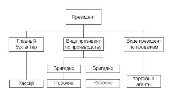 Матричная организация - Справочник студента