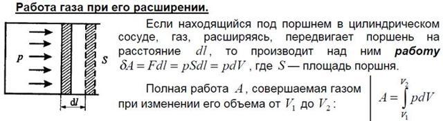 Уравнение Майера - Справочник студента