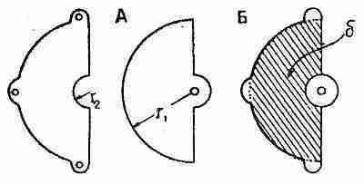 Емкость плоского и других конденсаторов - Справочник студента