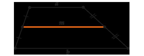 Средняя линия трапеции - Справочник студента