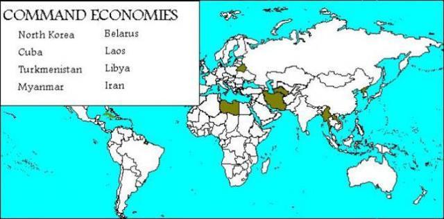 Командная экономика - Справочник студента
