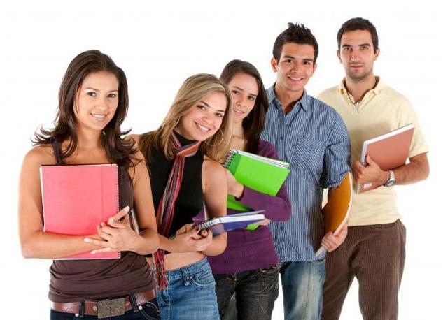 Виды образовательных учреждений - Справочник студента