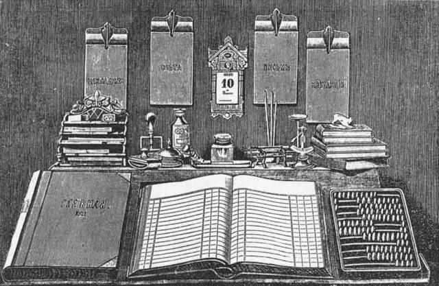 Учетные регистры, их классификация и способы записи в них - Справочник студента