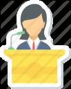 Факторы, влияющие на успех публичного выступления - Справочник студента