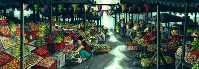 Виды рынка - Справочник студента
