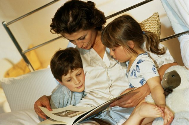 Сущность и содержание воспитания детей в семье - Справочник студента
