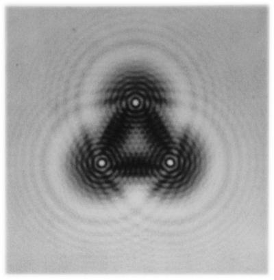 Дифракция на круглом отверстии и экране - Справочник студента