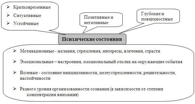 Психические процессы - Справочник студента